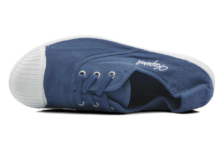 Sneaker Kaporal VICKANO blau ansicht von links
