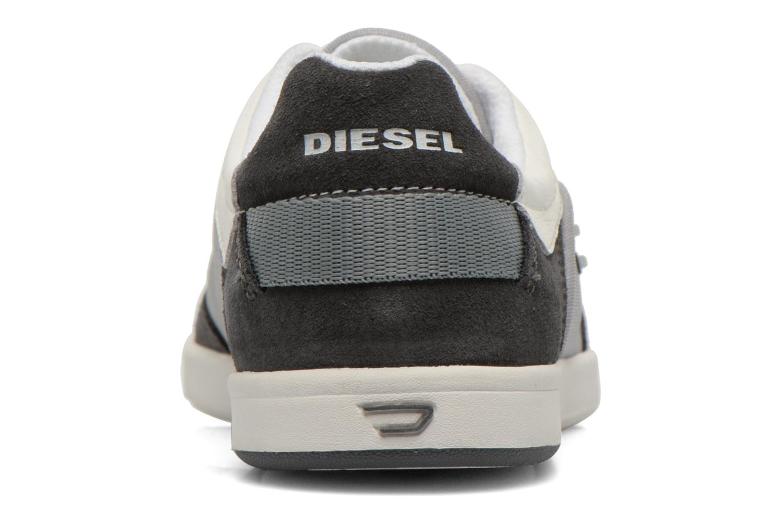 Baskets Diesel Starch Gris vue droite