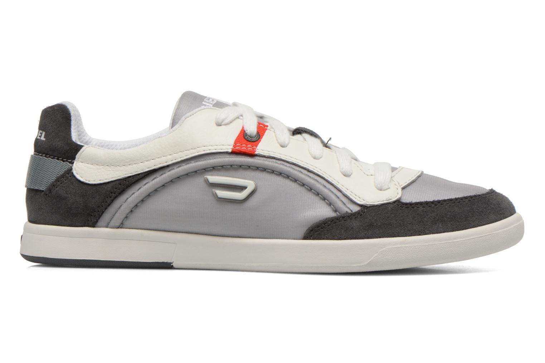 Sneakers Diesel Starch Grijs achterkant