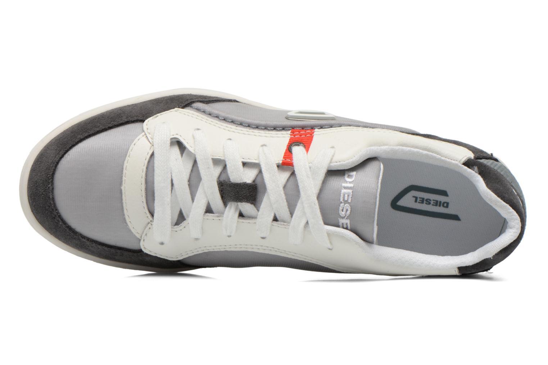 Sneakers Diesel Starch Grijs links