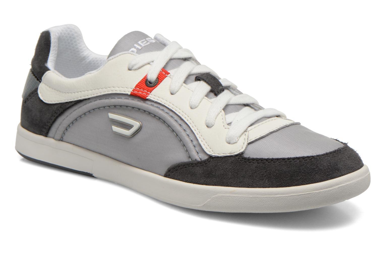 Sneakers Diesel Starch Grijs detail