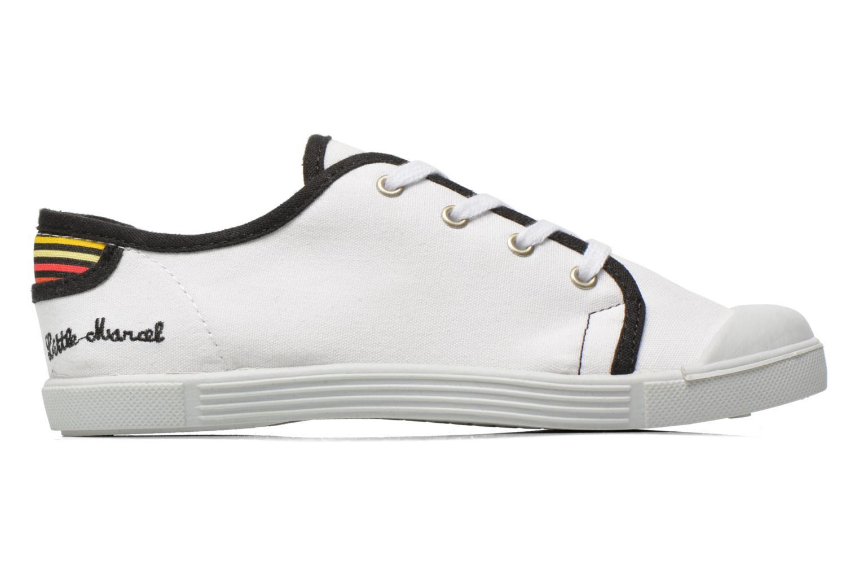 Sneakers Little Marcel SANLAS UNI J Wit achterkant