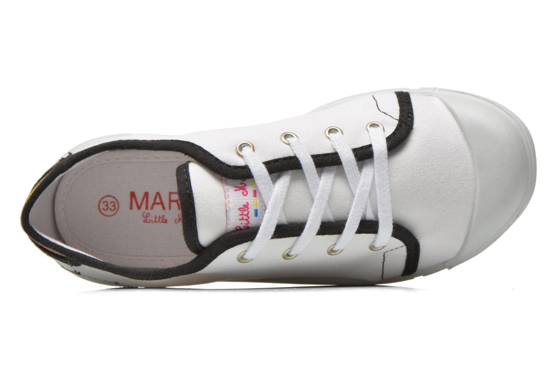 Sneakers Little Marcel SANLAS UNI J Wit links