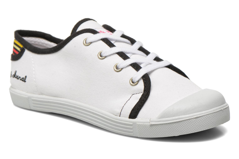 Sneakers Little Marcel SANLAS UNI J Wit detail
