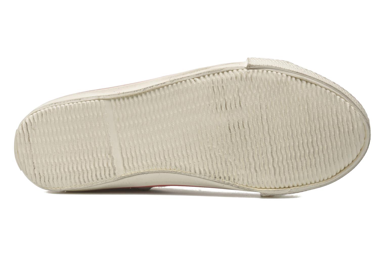 Baskets Pepe jeans DUBSTEP Blanc vue haut