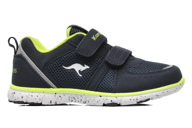 Sneakers Kangaroos Nara Blauw achterkant