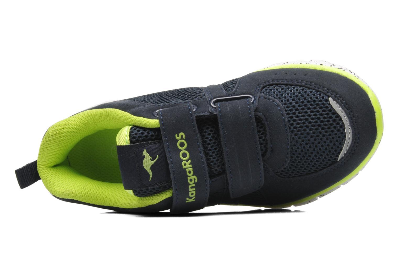 Sneakers Kangaroos Nara Blauw links