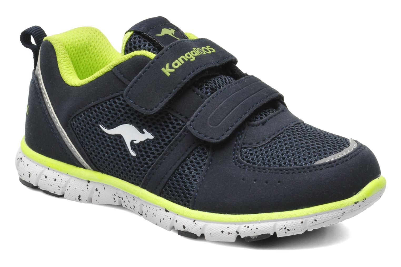 Sneakers Kangaroos Nara Blauw detail