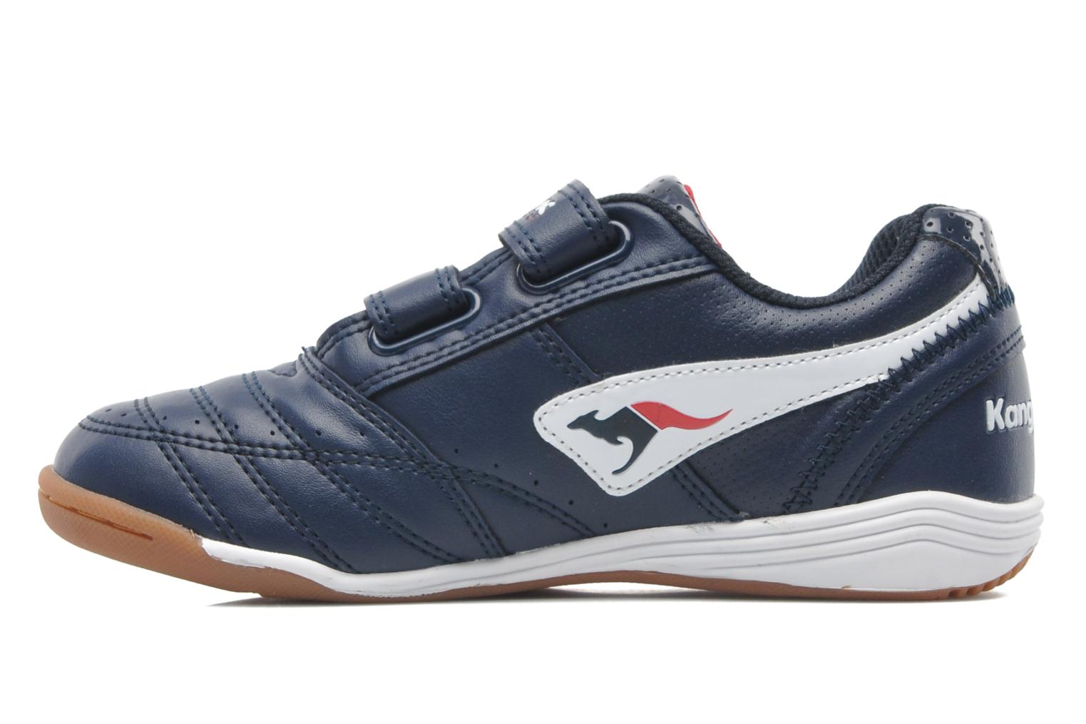 Power Court Dk Navy White
