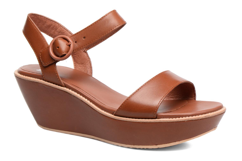 Sandales et nu-pieds Camper Damas 21923 Marron vue détail/paire