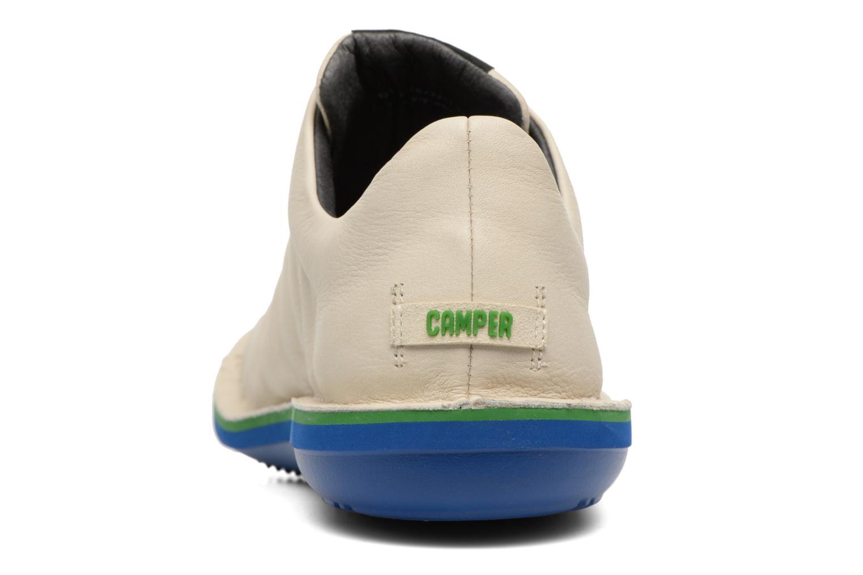 Baskets Camper Beetle 18751 Beige vue droite