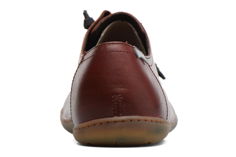 Sneakers Camper Peu Cami 18736 Bruin rechts