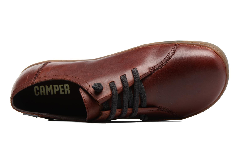 Sneaker Camper Peu Cami 18736 braun ansicht von links