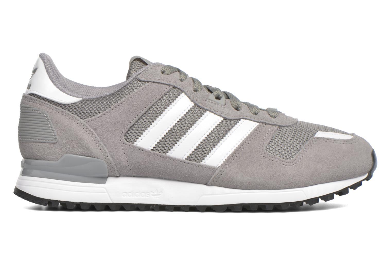 Sneaker Adidas Originals Zx 700 grau ansicht von hinten