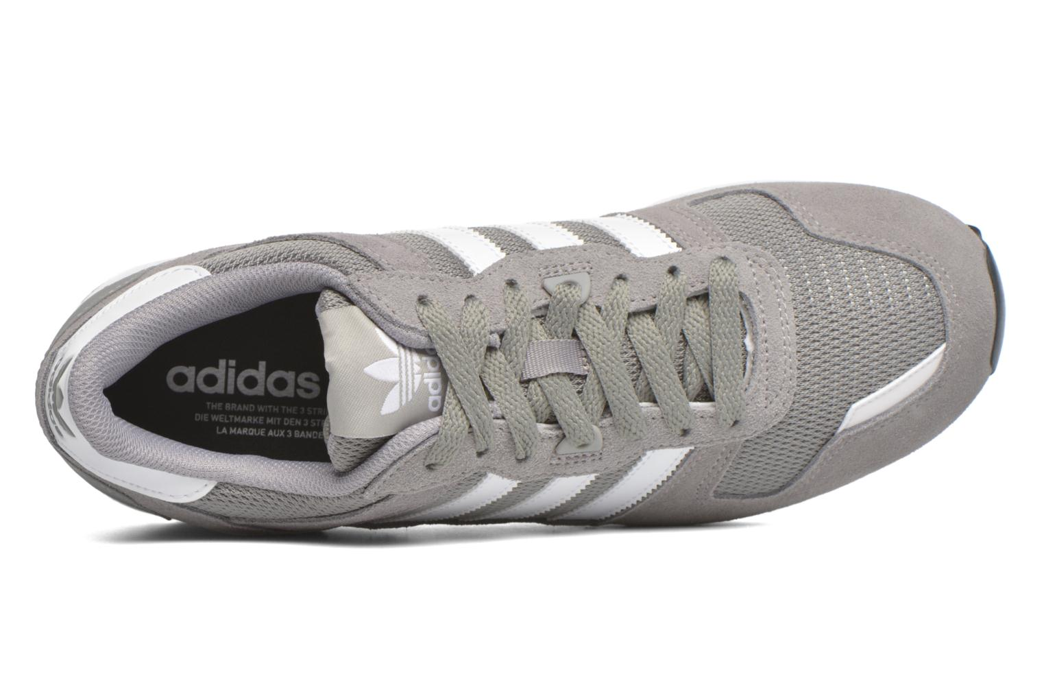 Baskets Adidas Originals Zx 700 Gris vue gauche