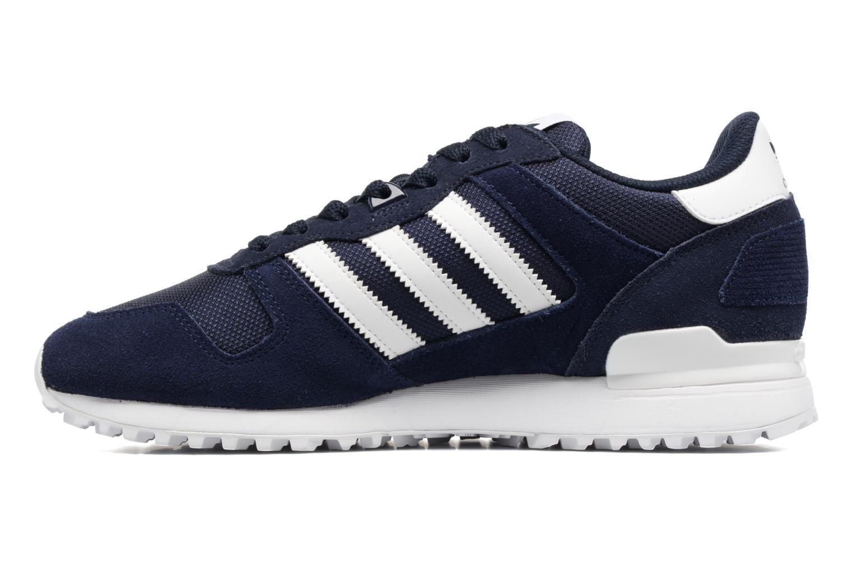Sneakers Adidas Originals Zx 700 Blauw voorkant