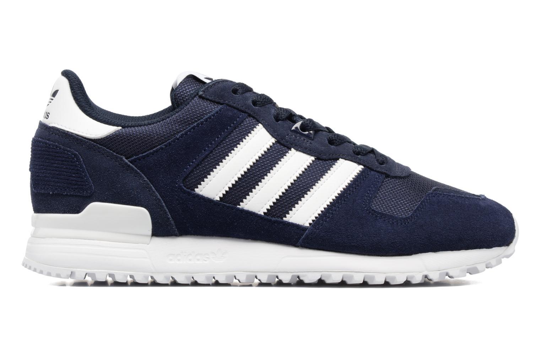 Sneakers Adidas Originals Zx 700 Blauw achterkant