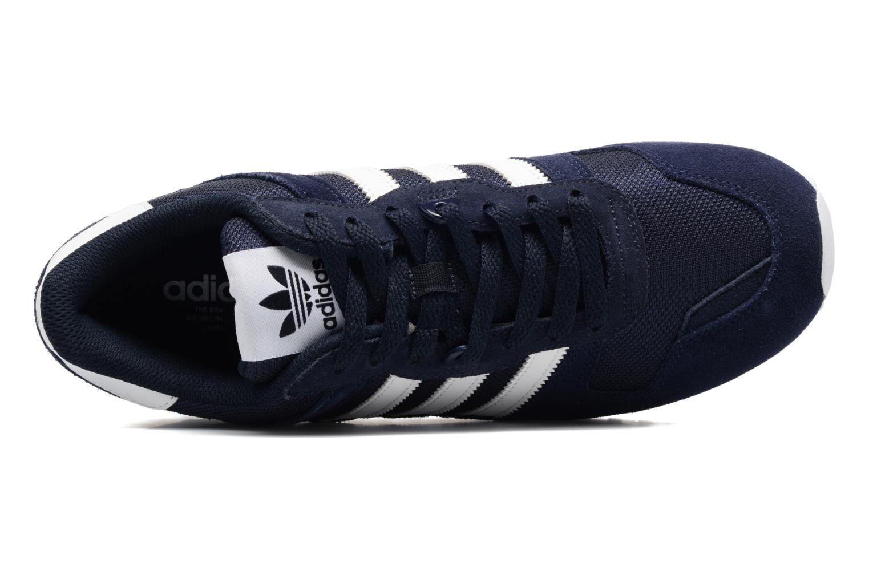 Sneakers Adidas Originals Zx 700 Blauw links