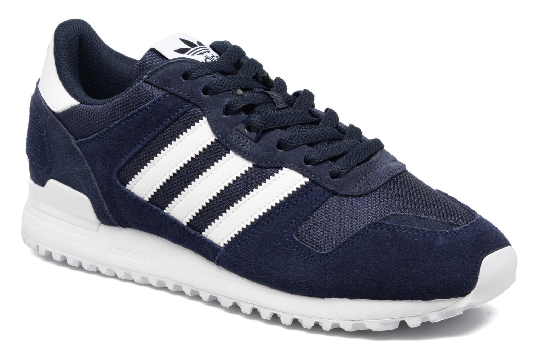 Sneakers Adidas Originals Zx 700 Blauw detail