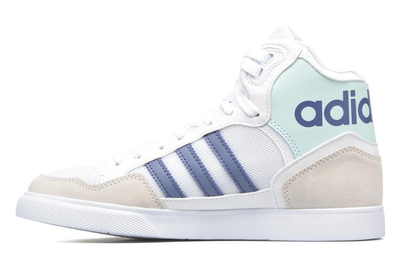 Sneaker Adidas Originals Extaball W weiß ansicht von vorne