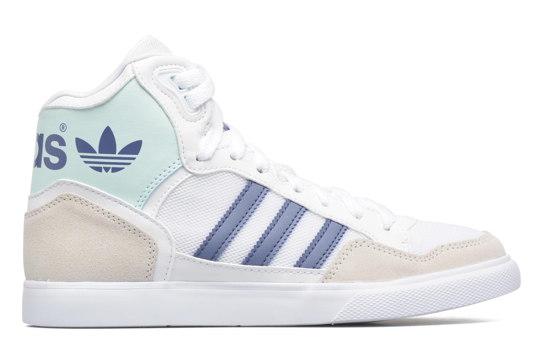 Sneaker Adidas Originals Extaball W weiß ansicht von hinten