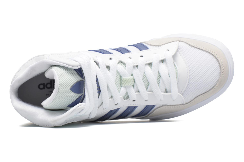 Sneaker Adidas Originals Extaball W weiß ansicht von links
