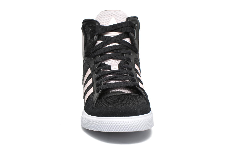 Sneaker Adidas Originals Extaball W schwarz schuhe getragen