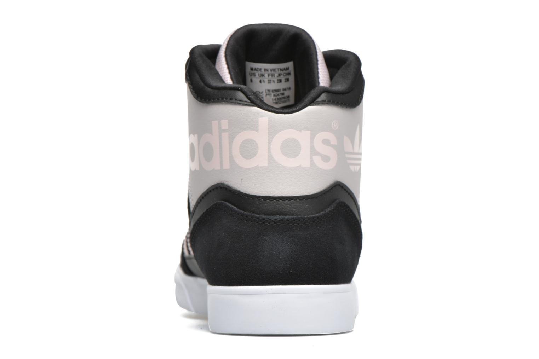 Sneaker Adidas Originals Extaball W schwarz ansicht von rechts