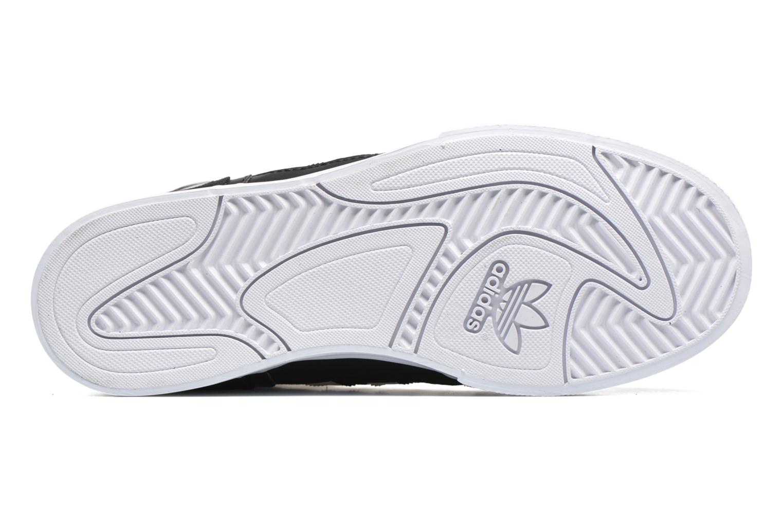 Sneaker Adidas Originals Extaball W schwarz ansicht von oben