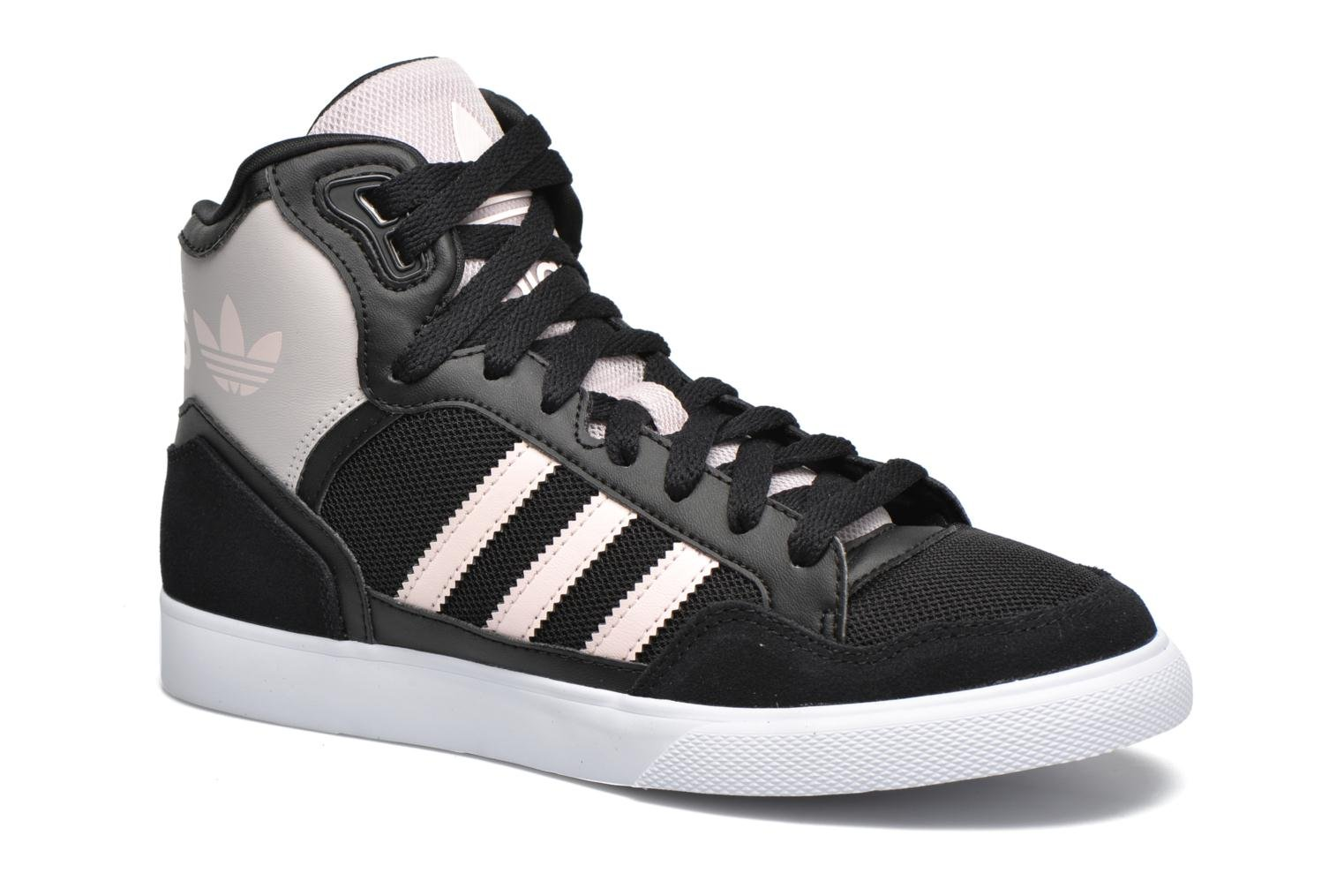 Baskets Adidas Originals Extaball W Noir vue détail/paire