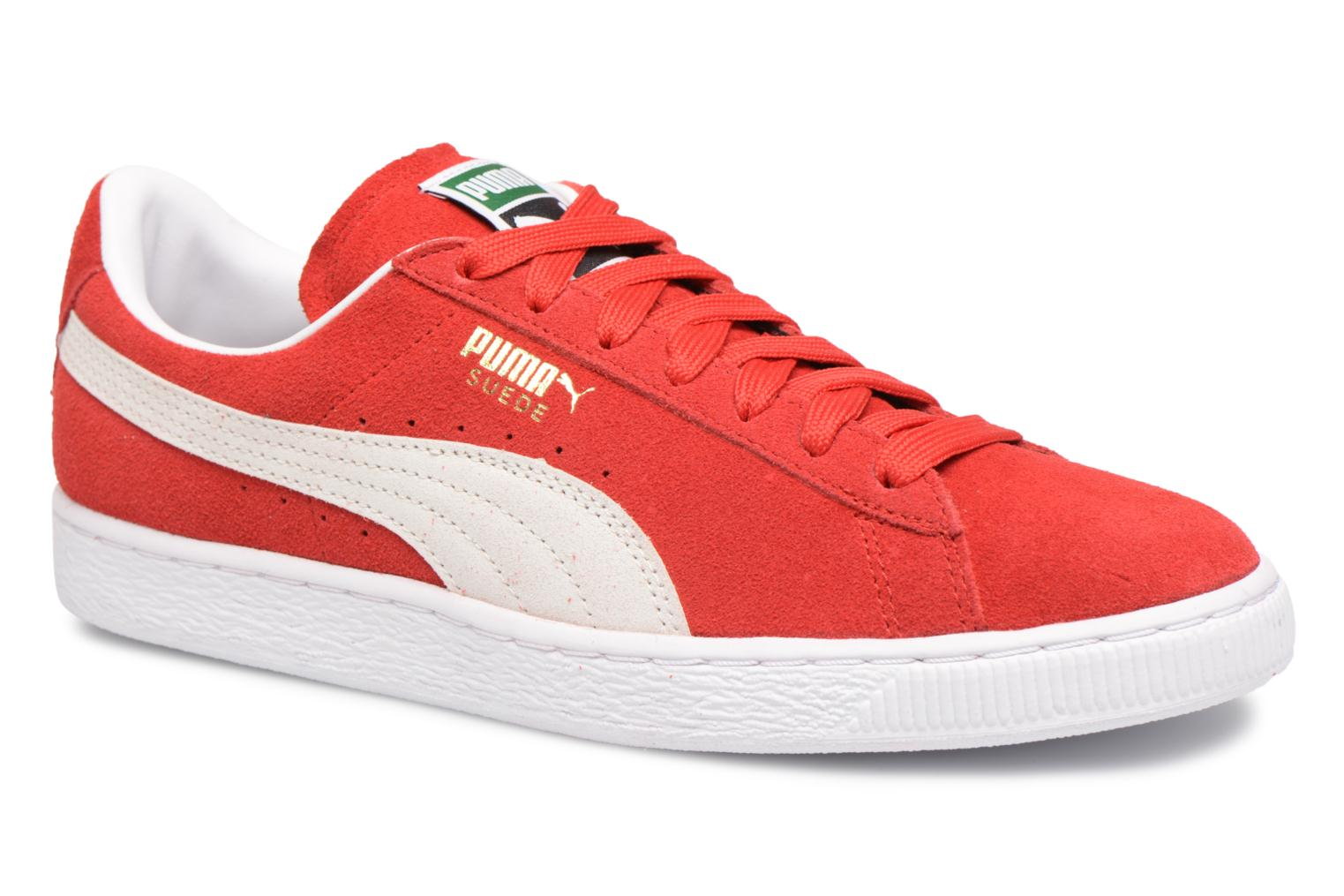 steeple gray-white Puma Suede Classic+ (Gris)