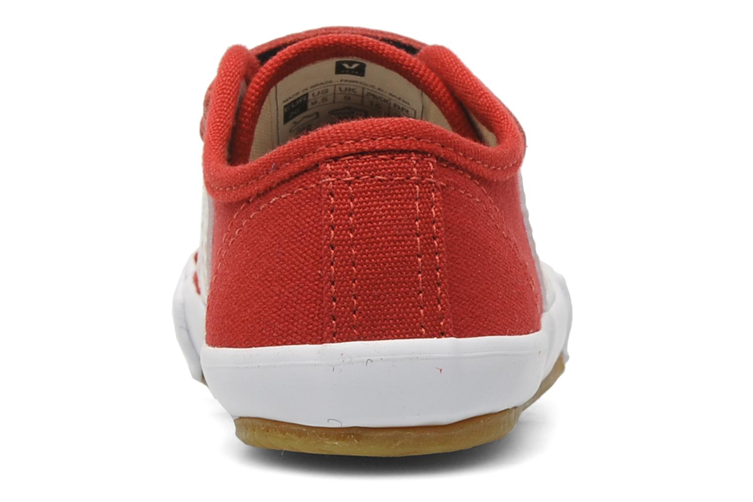 GURIS VELCRO KIDS LONDON RED WHITE