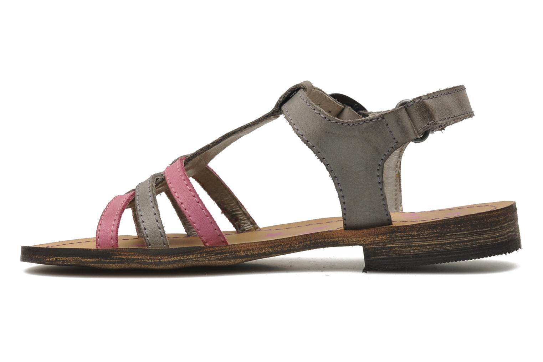Sandalen IKKS SOFIE Grijs voorkant
