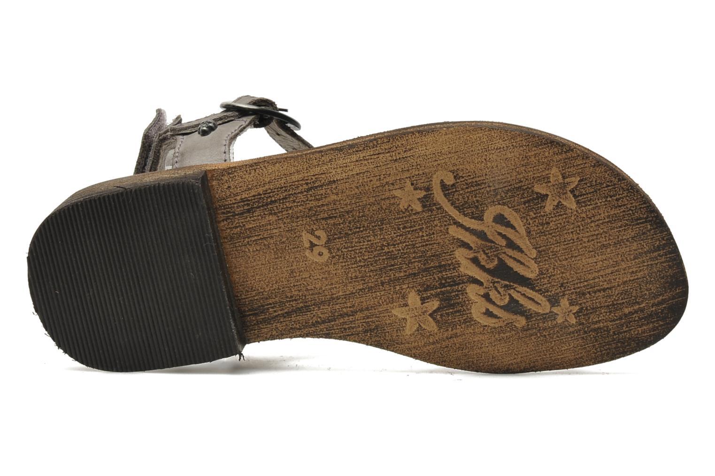 Sandalen IKKS SOFIE Grijs boven