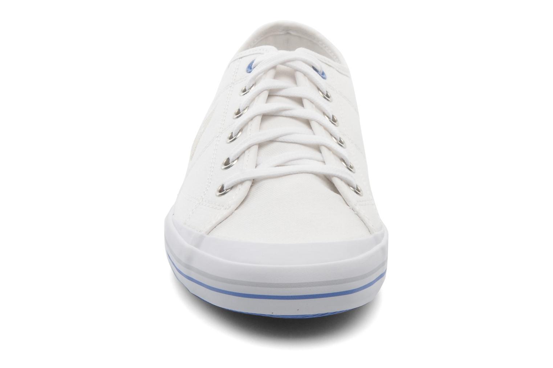 Sneaker Le Coq Sportif Grandville W weiß schuhe getragen