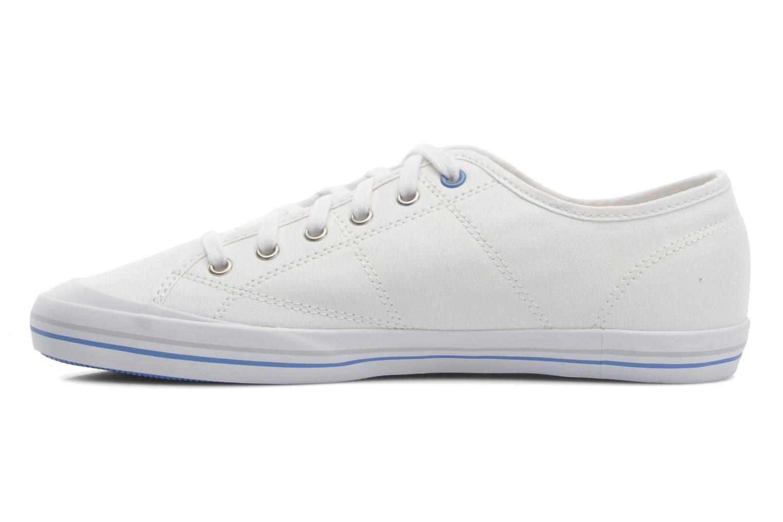 Sneaker Le Coq Sportif Grandville W weiß ansicht von vorne