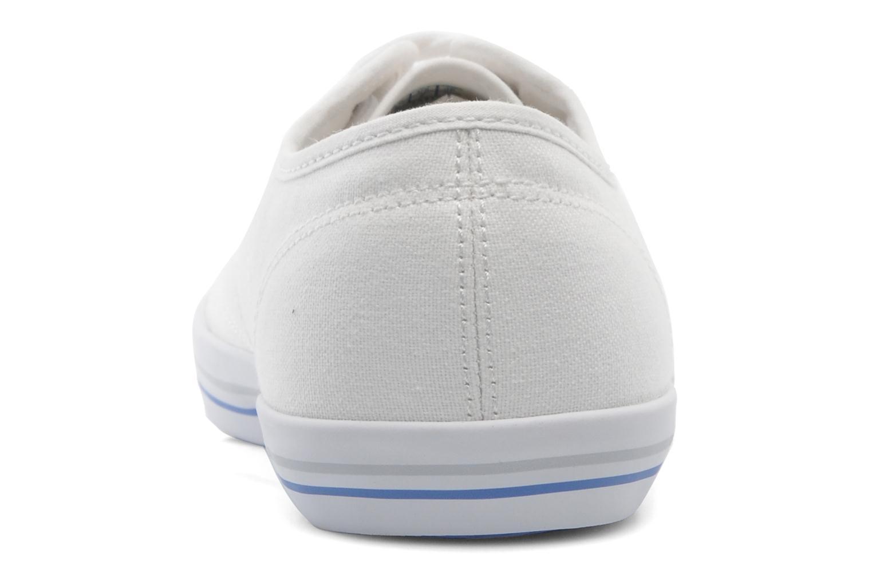 Sneaker Le Coq Sportif Grandville W weiß ansicht von rechts