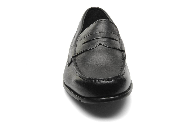 Mocassins Rockport Classic Loafer Penny Noir vue portées chaussures