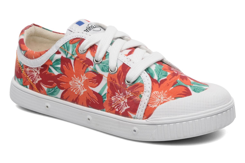Sneakers Spring Court GE1L JUNGLE Arancione vedi dettaglio/paio