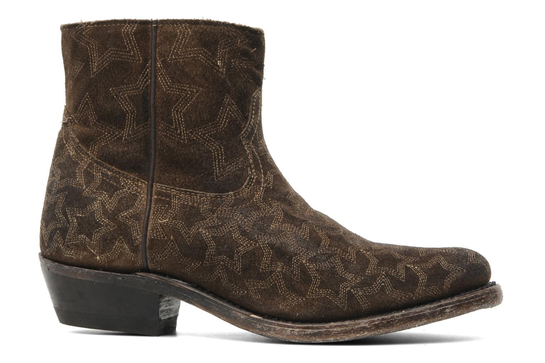 Bottines et boots Ash Kut star Marron vue derrière