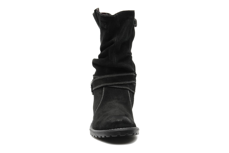 Bottines et boots Primigi Gippur Noir vue portées chaussures