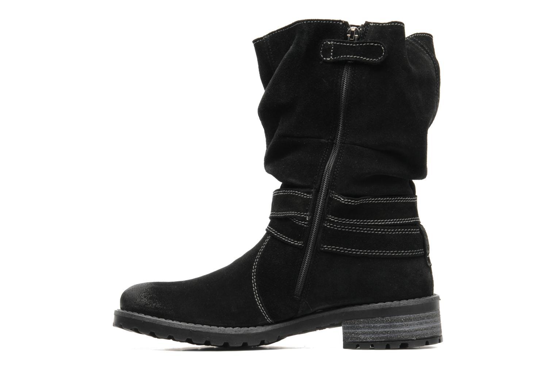 Bottines et boots Primigi Gippur Noir vue face