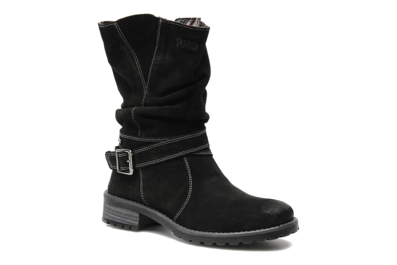 Bottines et boots Primigi Gippur Noir vue détail/paire