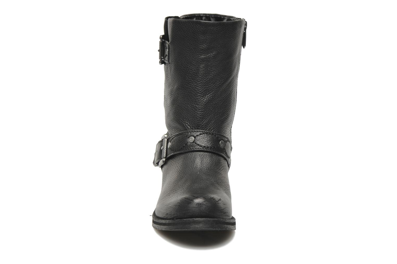 Bottines et boots Sam Edelman Bevin Noir vue portées chaussures