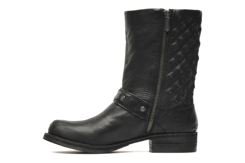 Bottines et boots Sam Edelman Bevin Noir vue face
