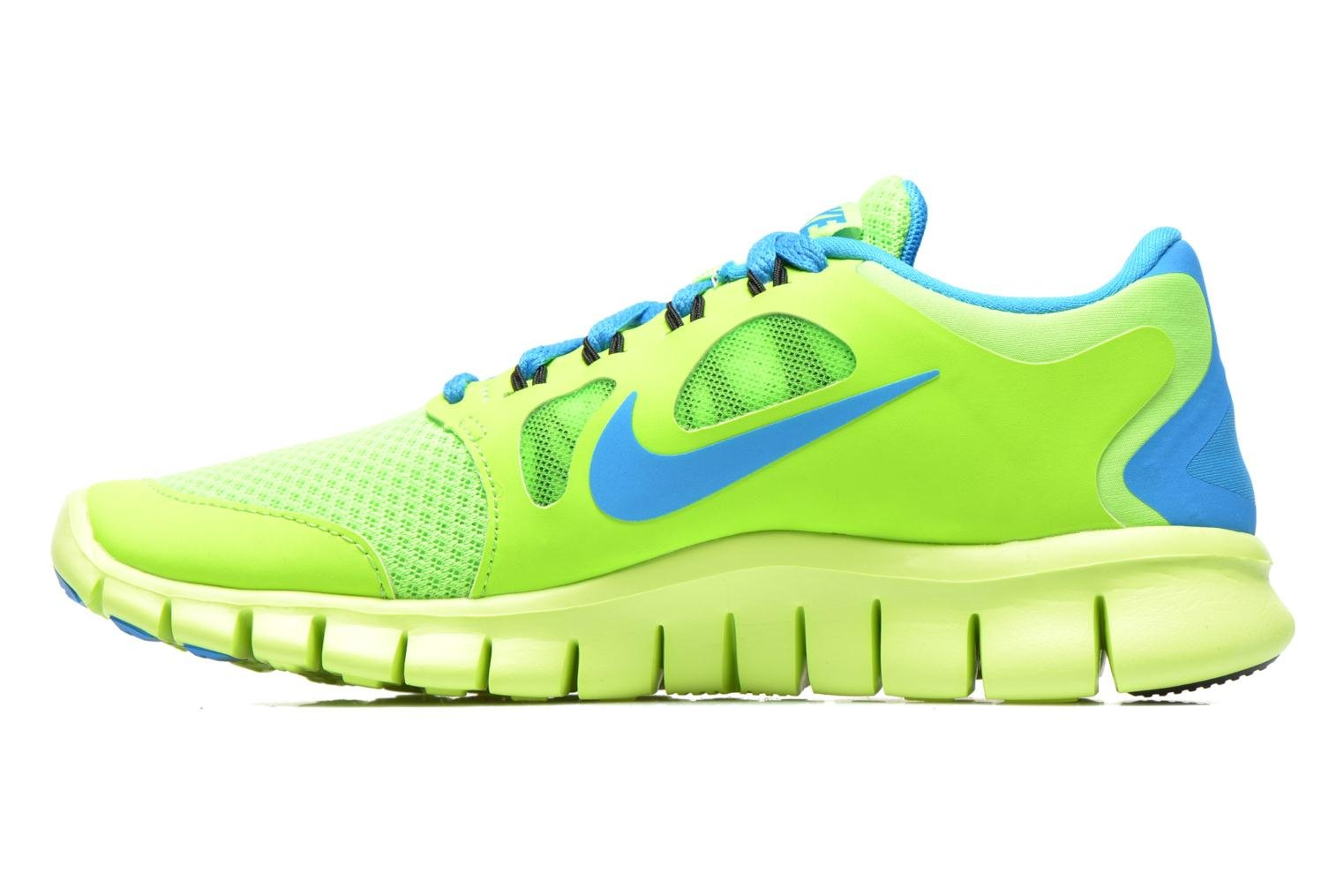 Baskets Nike NIKE FREE 5.0 (GS) Multicolore vue face