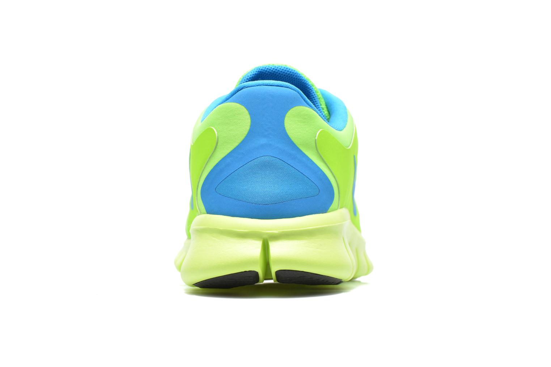 NIKE FREE 5.0 (GS) Flash Lime Blue Hero Noir