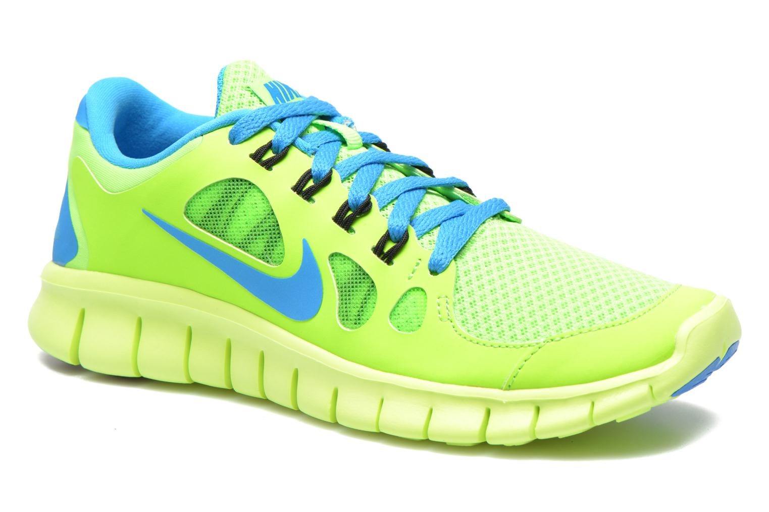 Baskets Nike NIKE FREE 5.0 (GS) Multicolore vue détail/paire