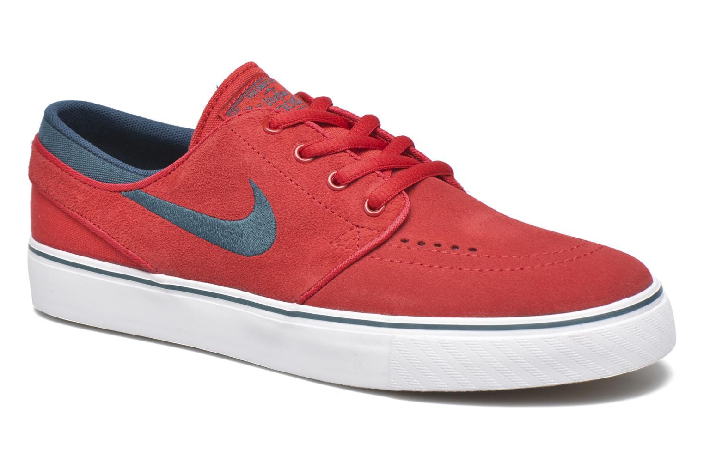 Sneaker Nike Stefan Janoski (GS) rot detaillierte ansicht/modell