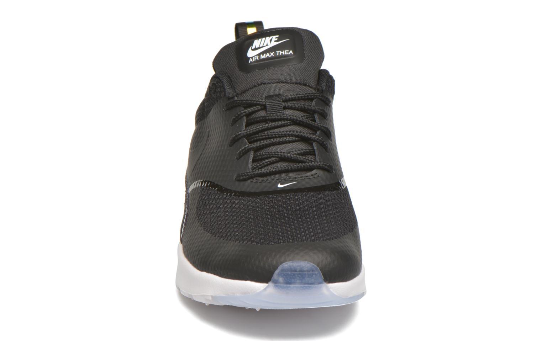 Sneaker Nike Wmns Nike Air Max Thea Prm schwarz schuhe getragen